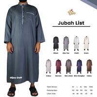 Jubah Muslim Laki Laki Arab Baju Koko Gamis Pria Saudi Dewasa Murah