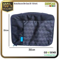 Dicota Tas Laptop Leather Premium Balistic Nylon Unisex Sling Bag A8