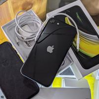 iPhone SE 2020 64GB Black Fullset original