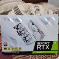 zotac rtx 3080 trinity oc white limited NON LHR not 3070 3060