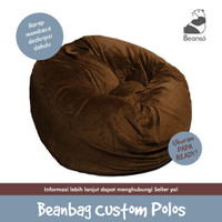 Bean Bag Custom Model Polos