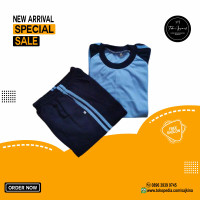 Stelan Baju Olahraga Anak Tk Paud Seragaman