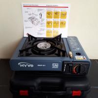 Kompor Portable Mini 2in1 MYVO
