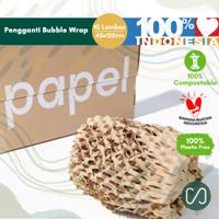 Papelpack Bubblewrap Kertas Honeycomb Ramah Lingkungan 45x60 cm