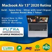(IBOX) Apple Macbook Air 2020 256GB 512GB 256 512 GB Resmi 1 Tahun