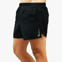 CELANA LARI - Hitam Running Run Lari Atletik Olahraga Sport Unisex
