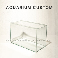 Aquarium Ikan Hias Custom