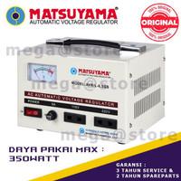 "Stabilizer""Matsuyama"" kapasitas 500 watt"