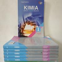 Buku kimia peminatan untuk SMA kelas 1 X 10 kurikulum 2013 edisi revis