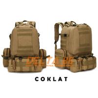 Tas Backpack Military / Tas Ransel Militer Besar