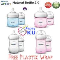 Botol Susu Avent Natural 125ml 260ml
