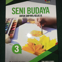 BUKU SENI BUDAYA KELAS 3 9 IX SMP ERLANGGA K13