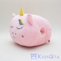bantal my little pony unicorn pink peluk handcover bisa masuk tangan