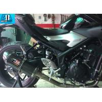 Header Knalpot Custom Arcspeed Yamaha R25 MT25