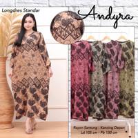 Gamis Rayon Murah / Longdress Batik / Baju Tidur Wanita Busui
