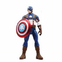 Marvel The First Avenger Captain America Recast Loose Figure