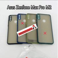 CASE ASUS ZENFONE MAX PRO M2 PREMIUM BUMPER CASE CAMERA PROTECTION