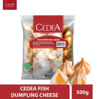 Cedea Fish Dumpling Cheese / Cedea Bakso Ikan Keju 250g-500g