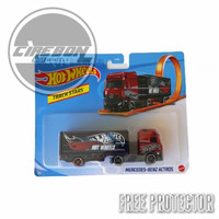 Hot Wheels Track Stars Truck Series Mercedes Benz Actros
