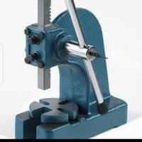 arbor press manual kapasitas 1 ton alat press manual