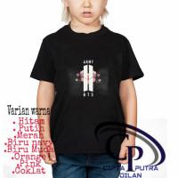 Kaos Baju Anak/BTS ARMY/Kaos laki-laki/Kaos anak Perempuan Kaos Anak
