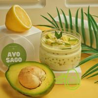 Avocado Sago / Sago Avocado