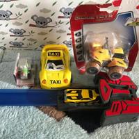 Paket Promo Mainan Anak Cowok Autobot Launcher, Fun Team,Motor&Mobil