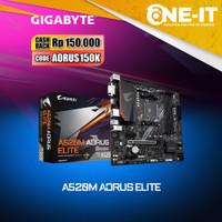 Motherboard Gigabyte A520M Aorus Elite AM4 AMD A520 DDR4 USB3.2