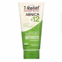 MediNatura T-Relief Arnica +12 Arthritis Pain Relief Cream 57 g