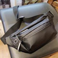 waistbag pria waterproof import slingbag tas pinggang PREMIUM