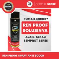 SPRAY Anti BOCOR Waterproof untuk Atap Seng, Asbes ,Genteng ,Pipa