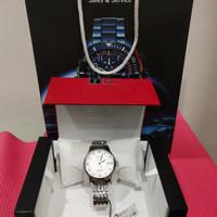 jam tangan tissot pria original