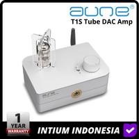 AUNE T1S Tube DAC ES9038Q2M With Headphone Amplifier