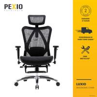 ERGONOMIC OFFICE CHAIR | PEXIO ERGONOMIC | LUXIO
