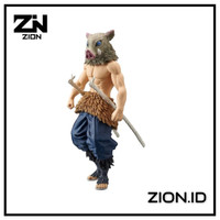 ZION.ID   Figure anime kimetsu no yaiba Inosuke