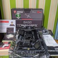 MSI B450 Tomahawk Garansi Resmi 2022 Ryzen ATX no asrock b350 b550 max