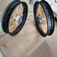 velg jari jari Vixion old/new tapak lebar ring 17 250/215