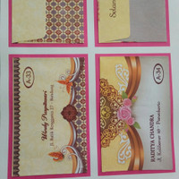 gift envelope / amplop kondangan / amplop custom ukuran kecil