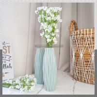 Bunga Hias Plastik Artificial BABY BREATH Dekorasi Rumah Pesta Murah