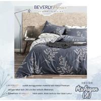 Bedcover Sprei Katun Beverly Motif MICHIGAN Ukuran 140x200-200x200cm