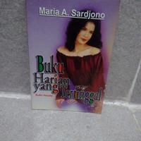 novel Maria a sardjono buku harian yang tertinggal buku ke-1