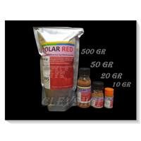 Polar Red Artemia Instant Tanpa Cangkang Shell Free Isi Bersih 50 Gr