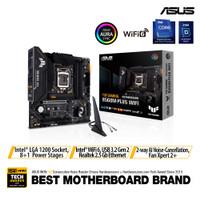 ASUS TUF GAMING B560M-PLUS WIFI - Intel Motherboard LGA1200