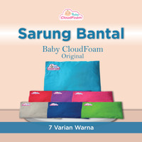 Sarung Bantal Baby CloudFoam Original