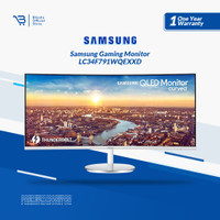 Monitor LED Samsung 34 Premium Curved Monitor CF791