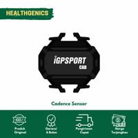 Cadence Sensor Bike/Sepeda iGPSport CAD61 Bluetooth/ANT+