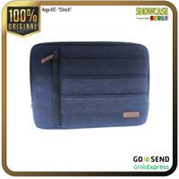 Agva Tas Laptop Leather Premium Balistic Nylon Unisex Sling Bag A12
