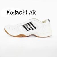 Sepatu badminton Kodachi putih biru