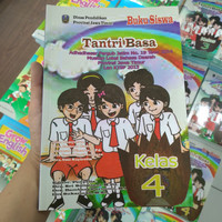 Buku Siswa Tantri Basa SD Kelas 4 IV Kurikulum 2013