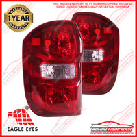 STOP LAMP - TOYOTA RAV4 1994-2000 - RED CLEAR